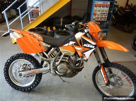 Ktm 520exc Object Moved