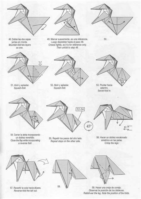 How To Make A Paper Unicorn - 1000 images about origami on money origami