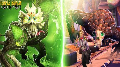 temple run 2 lost jungle v1 36 mod apk free shopping akozo temple run 2 lost jungle new the monkey gameplay