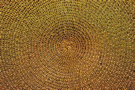 golden pattern history origin of gold was it asteroid impact or some mysterious
