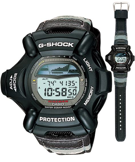 G Shock Db 2034 Black black g shock db
