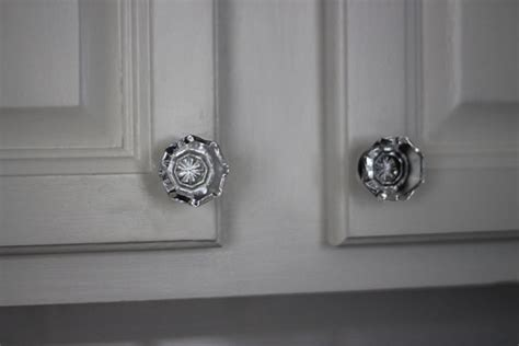 crystal knobs for kitchen cabinets my kitchen before and after two delighted
