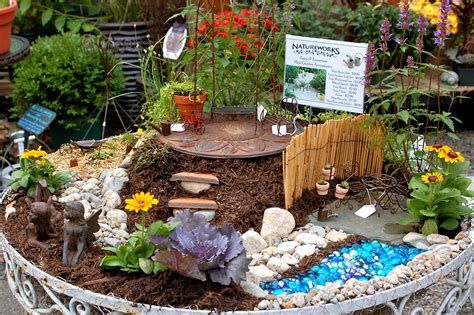 Backyard Patio Bar Diy Fairy Garden Ideas For Your Home