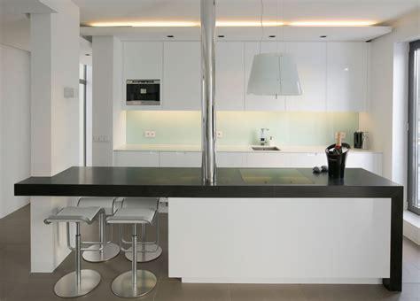 cocinas modernas con barra
