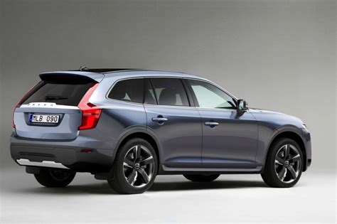volvo xc90 new style new volvo xc90 pictures auto express