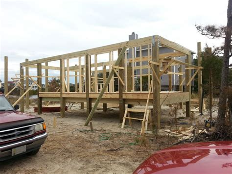 building a modular home modular home builder building a home on pilings