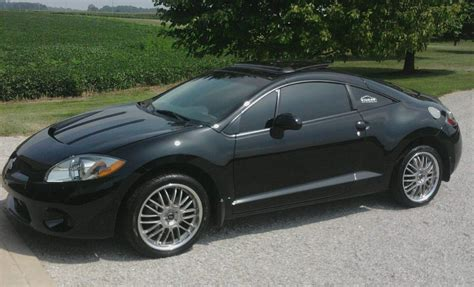2007 mitsubishi eclipse modified j honda 2007 mitsubishi eclipsegs coupe 2d specs photos