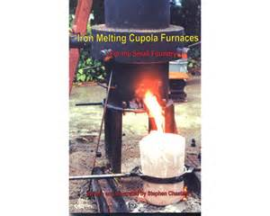 Small Cupola Furnace Foundry Open Source Ecology