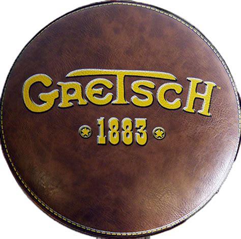 Gretsch Bar Stool 24 by Gretsch 1883 24 Quot Bar Stool Brown With Gretsch Logo Guitar