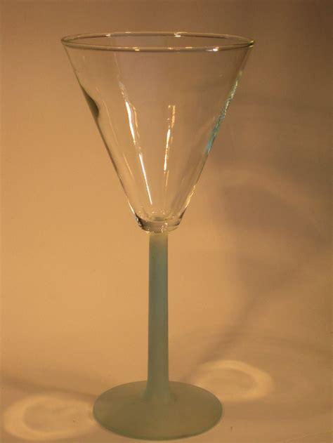 vintage martini glasses antiques atlas vintage martini glasses frosted blue stem