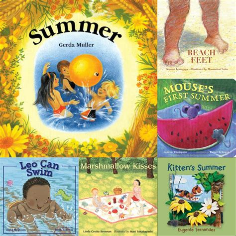 picture books favorite children s books about summer sturdy for common