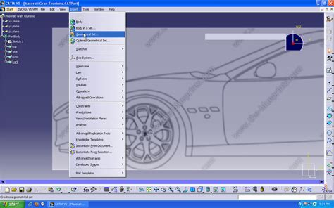 tutorial video catia v5 tutorial car design in catia v5 part2 grabcad