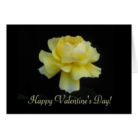 yellow roses valentines day yellow happy s day zazzle