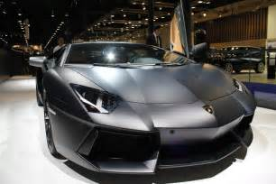 Lamborghini Grey Grey Lamborghini Aventador