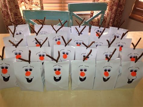 olaf gifts for s gift olaf gift bags disney s frozen ideas olaf olaf and birthdays