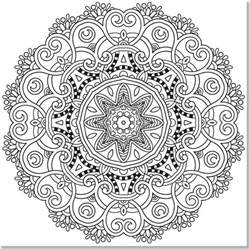 nature mandalas coloring book pdf mandalas para colorear 174 dibujos para imprimir