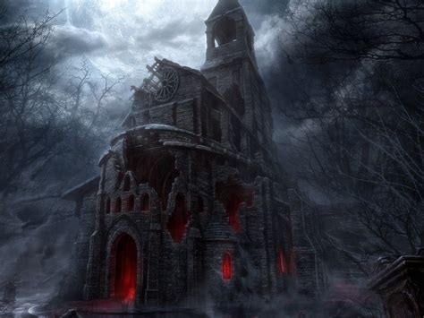 halloween haunted house halloween images haunted house hd wallpaper and background photos 16050669