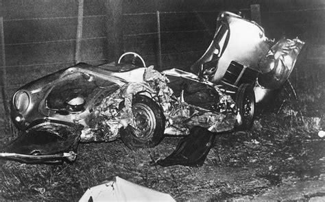 James Dean Porsche Crash by News James Dean Killed In His Porsche Spyder 59 Years Ago