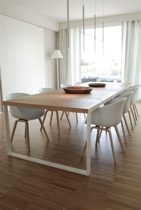 modern dining room table 25 best ideas about modern dining table on pinterest