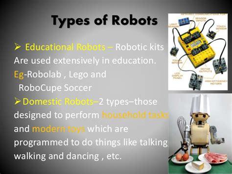 slides for ppt on robotics robotics ppt