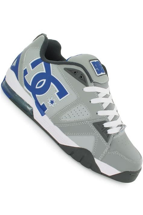 Kaos Dc Shoes Original 74 dc cortex shoe grey blue buy at skatedeluxe