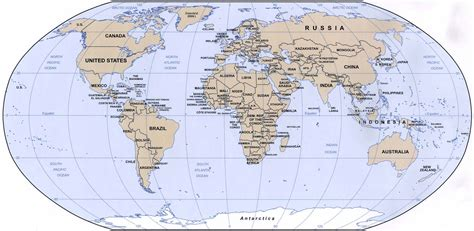 world map with cities printable world map political printable