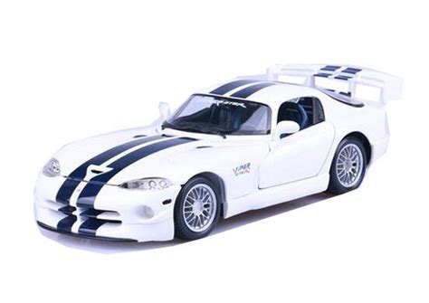 Diecast Dodge Viper Gt2 118 dodge car toys models for sale buy cheap diecast dodge