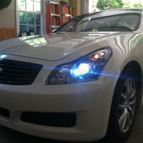 Lu Hid Xenon 10000k 2 x usa new h13 10000k 55w blue ac bi xenon hid replacement bulbs for headlights ebay