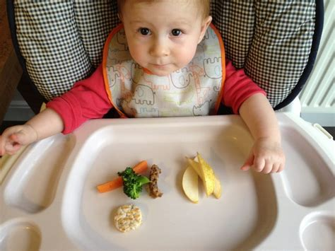 When Do Babies Start Table Food by Baby Led Weaning What Is It Should You Do It