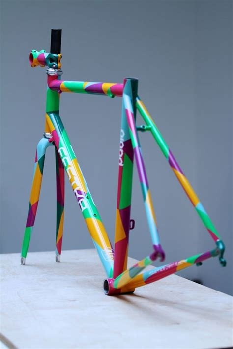 Fahrrad Lackieren Muster by Bike Frame Bikes And Roads On