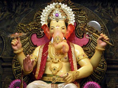 full hd video raja lalbaugcha raja ganpati lalbaugcha divine thought