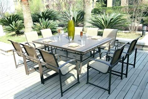 patio furniture sets clearance tables closeout sears