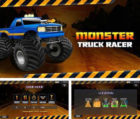 monster truck extreme racing android racing games download free racing games for