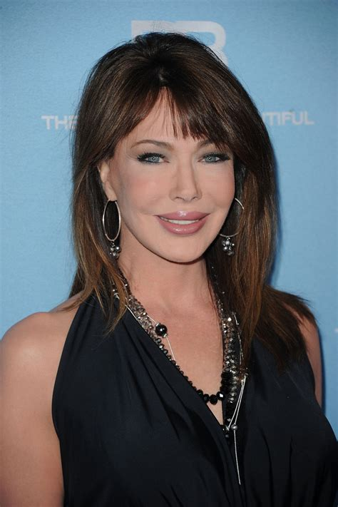 hunter tylo blackhair hunter tylo long straight cut with bangs long straight