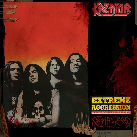 Kreator Aggresion kreator aggression noise records