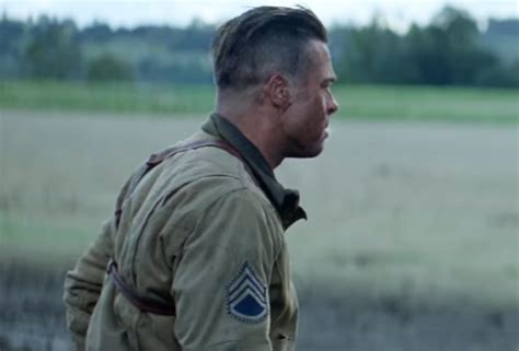brad pitt s fury haircut a stylish undercut gallery fury haircut life s