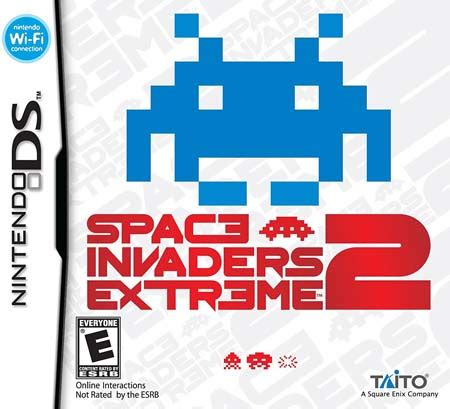 space invaders extreme 2 nds rom download (eur)