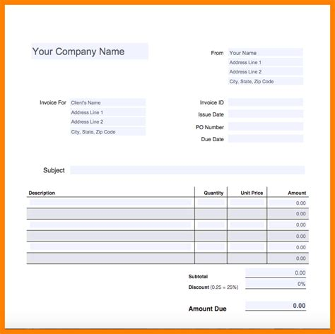 5 Payroll Invoice Template Free Technician Salary Slip Free Payroll Invoice Template