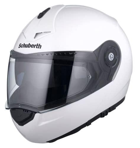 Helm Schuberth C3 Pro Modular White Size M L T0310 1 schuberth c3 pro gloss white module moto