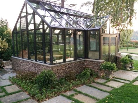 greenhouse sunroom freestanding horticultural solarium glass house llc