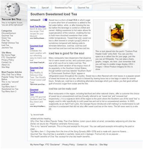 wikipedia template