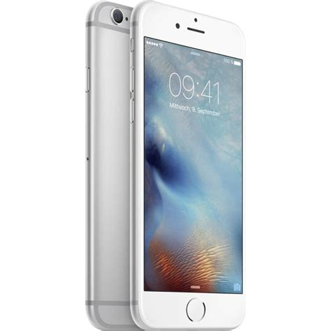 apple iphone 6s 128 gb silver from conrad