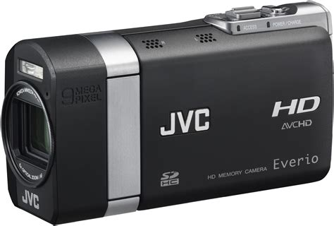 Jvc 2007 High Definition Everio Camcorder by Everio X Gz X900