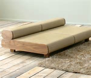 Ottoman Furniture Design Japanese Eco Friendly Sofa And Ottoman Agura By Sajica Digsdigs