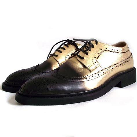 s fashion luxury gold black color block genuine