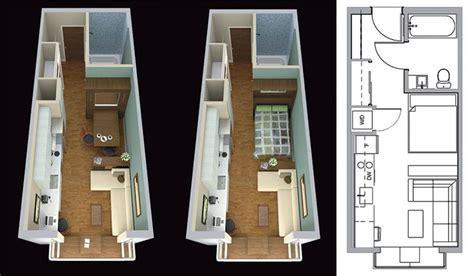 Efficiency Apartment Design micro apartments make space in columbus
