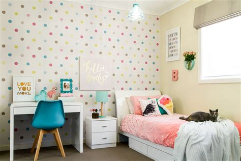 Welcome Home Interiors Colourful Tween Bedroom Welcome Home Interiors