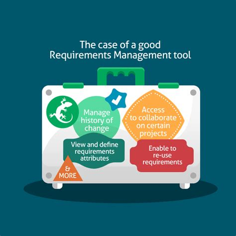 list of requirements management tools the making of benefits of requirements management intland software