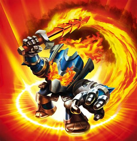 Kaos And Friends Pop Up ignitor skylanders wiki fandom powered by wikia