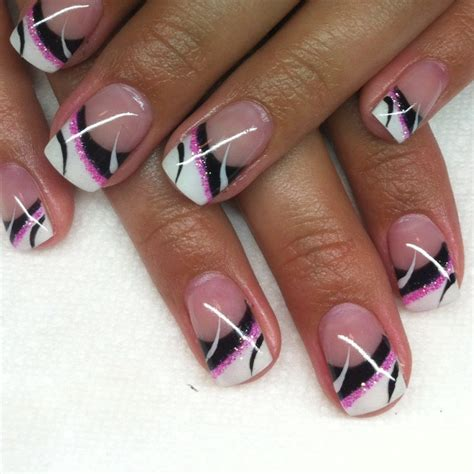 Gel Nail Designs by 15 Summer Gel Nails Pretty Designs